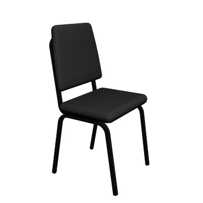 free 3ds mode simple chair