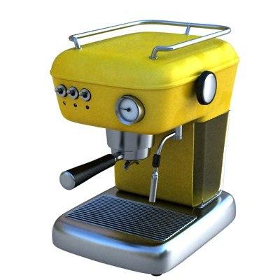 coffee 3d max