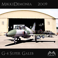 g-4 super galeb 3d model