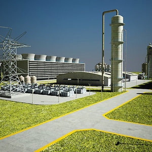 3d geothermal power plant