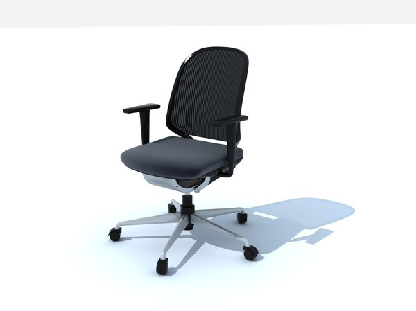 3d medapal vitra office chair model