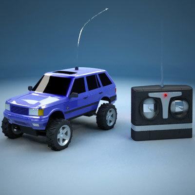 max radio controlled car