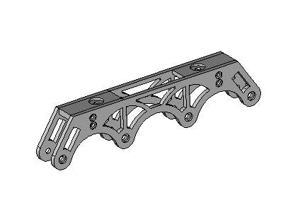 3d ufs speed frame model
