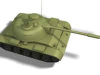 3d type 59 tank model