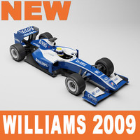 Williams F1 2009 Mental Ray