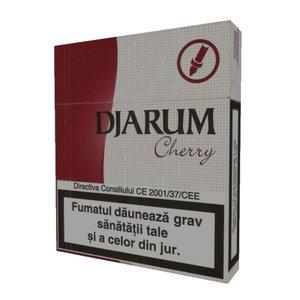 djarum cherry 3d model