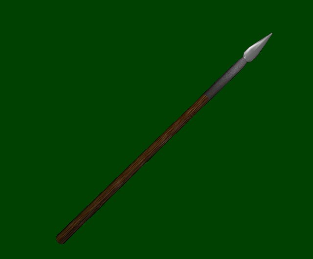 german spear angon 3d 3ds