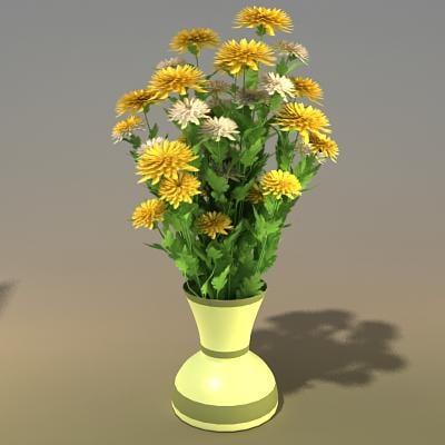 fbx flower bouquet