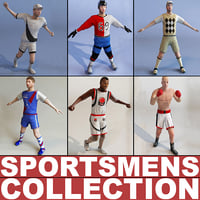 Sportsmens collection