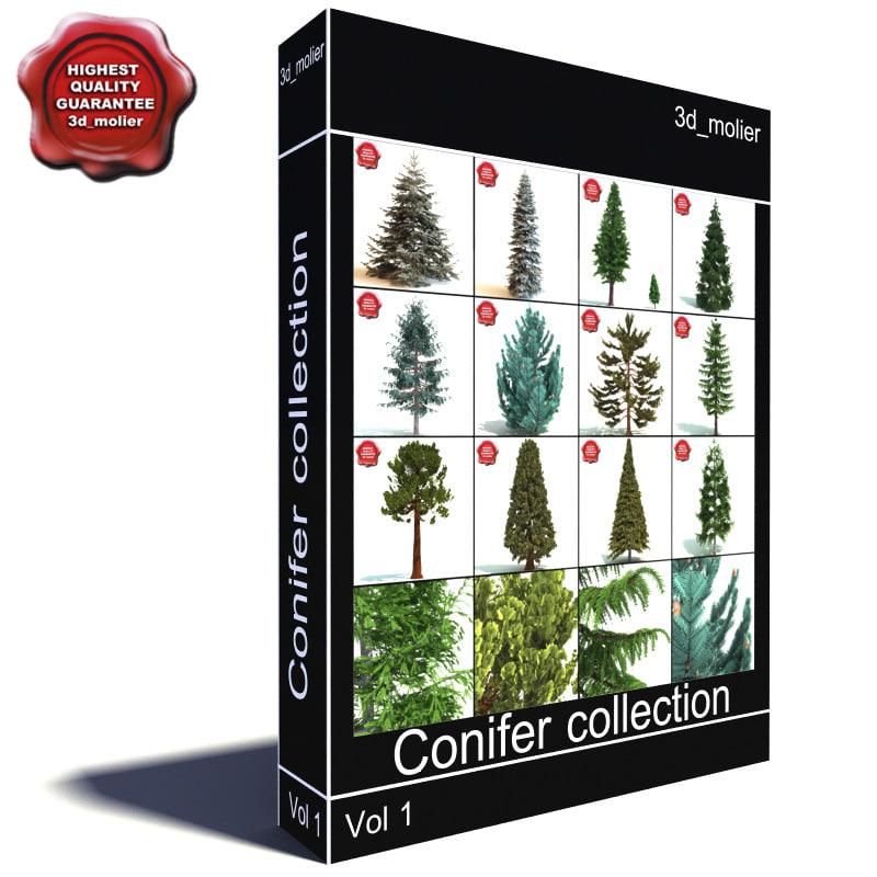 maya conifer vol1