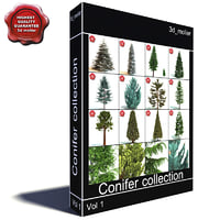 Conifer collection Vol1
