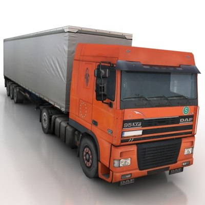 vehicle truck trailer max