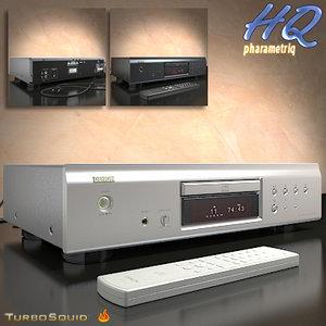cd player digital media max