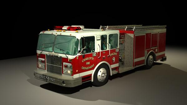 3d engine 9 model