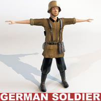 german soldier 3d 3ds