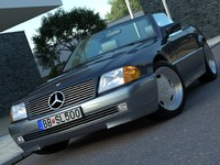 luxury 3d model