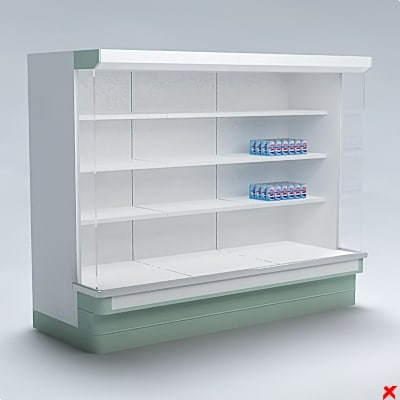 refrigerator 3ds