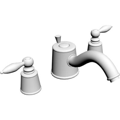 maya faucet