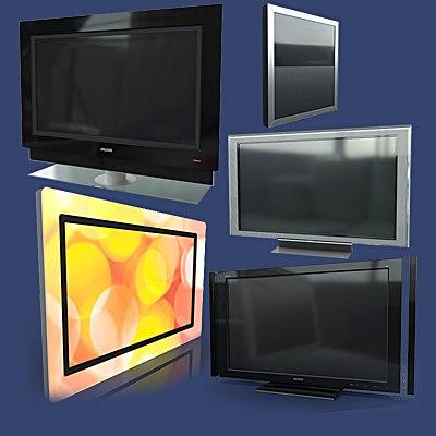 3d tv 5x model