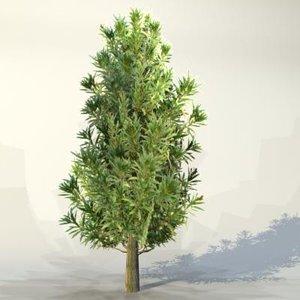 3d max pc tree