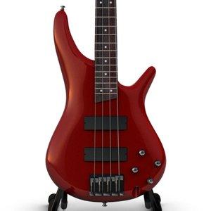 3d bass electric model