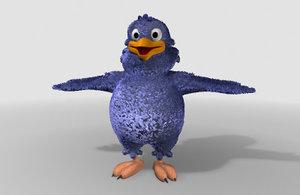 max bluebird