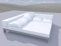 ds max bed chill