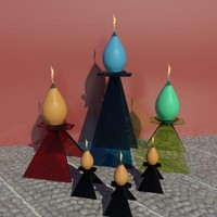 max flame candle