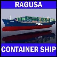 Ital Onore Container Ship