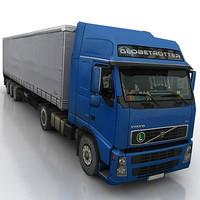 truck + trailer 3