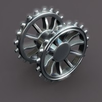 free max mode mechanical wheel
