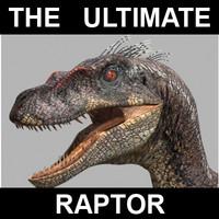 The Ultimate Raptor