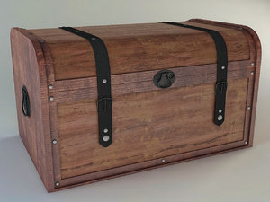 obj chest trunk