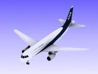 airplan 3d model