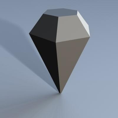 crystal diamond 3ds