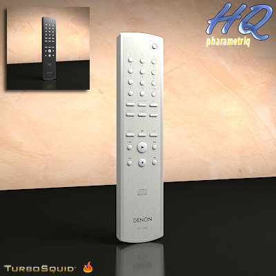 3d remote control digital media