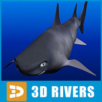 katran fish 3d 3ds