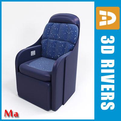 fbx airplane class seats v1