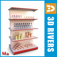 double-sided shelving v1 02 x