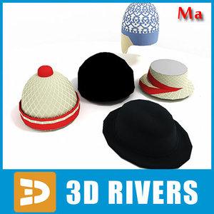 3ds max caps set v1 jacket