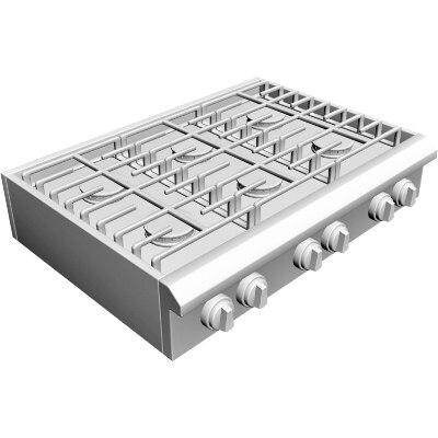 3d model cooktop