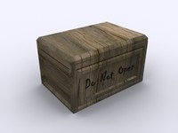 3d box pandoras