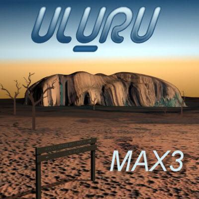 max uluru landmark australia