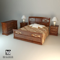 furniture collection 3d model