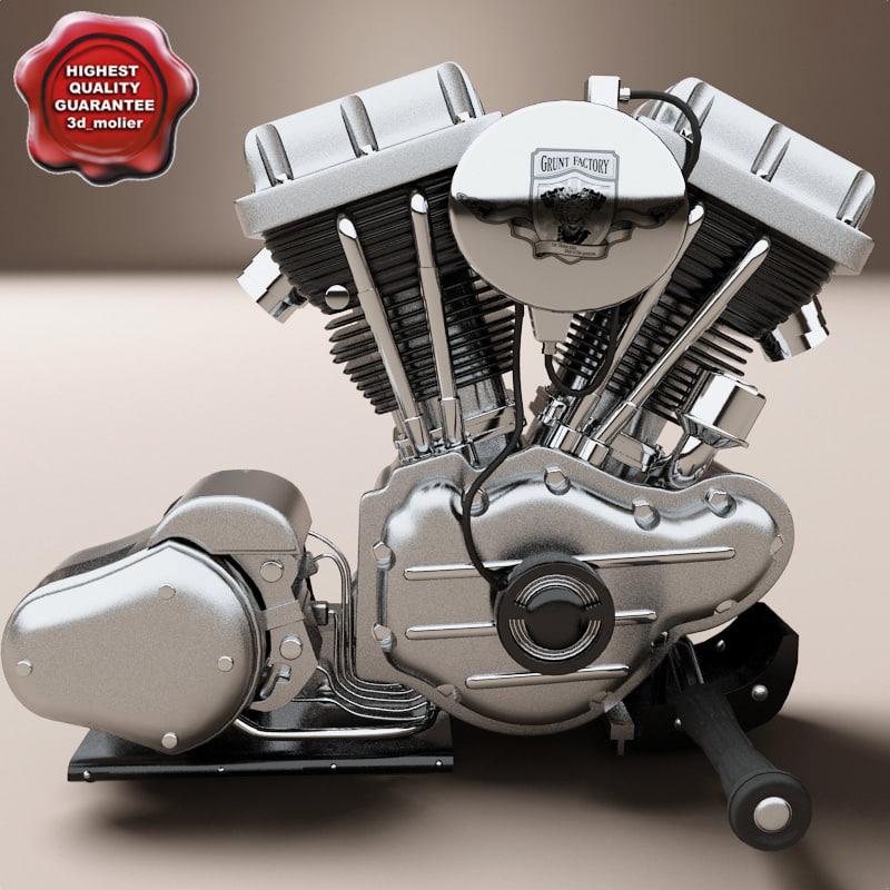 bike engine 3ds