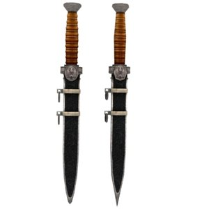 3d model nazi dagger