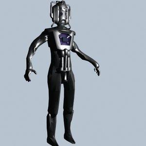 cyberman dr 3ds