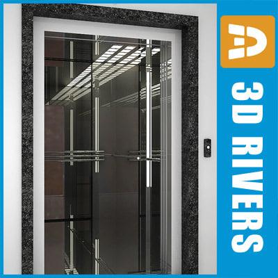 maya building elevator
