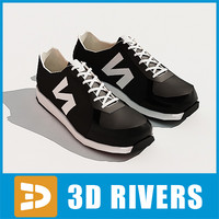 Sneakers 01 by 3DRivers