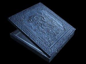 gothic dragon box 3d max